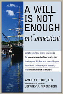 A Will is not Enough in Connecticut