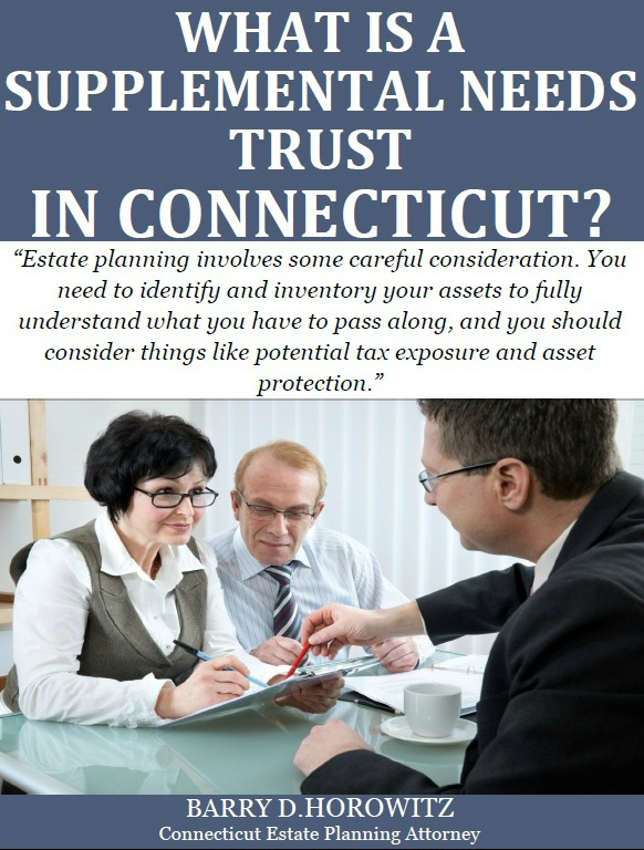 What Is a Supplemental Needs Trust in Connecticut
