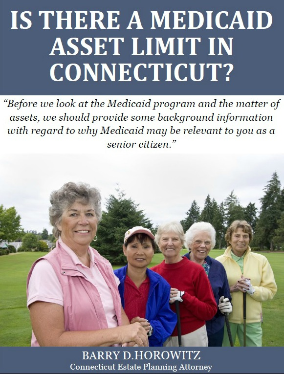 Is There A Medicaid Asset in Connecticut